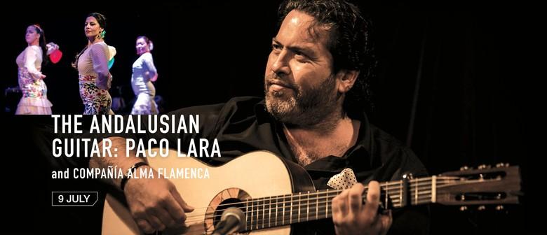 The Andalusian Guitar: Paco Lara and Compañía Alma Flamenca