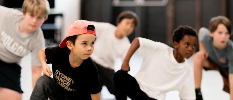 Sydney Dance Company - Winter School Holiday Workshops