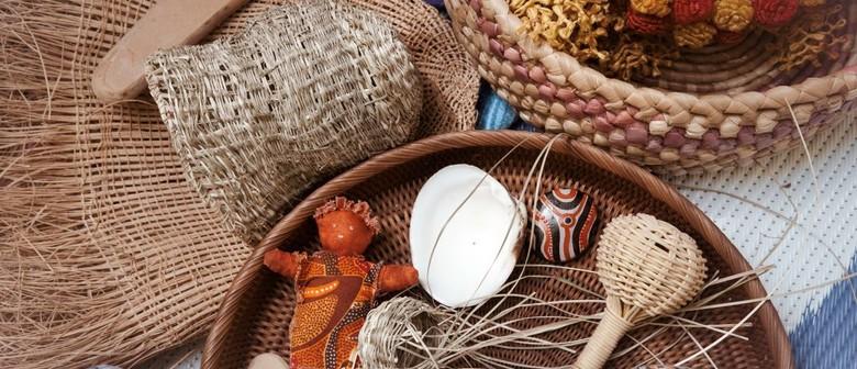 Kuku Yalanji Basket Weaving with Merindi Schrieber: CANCELLED