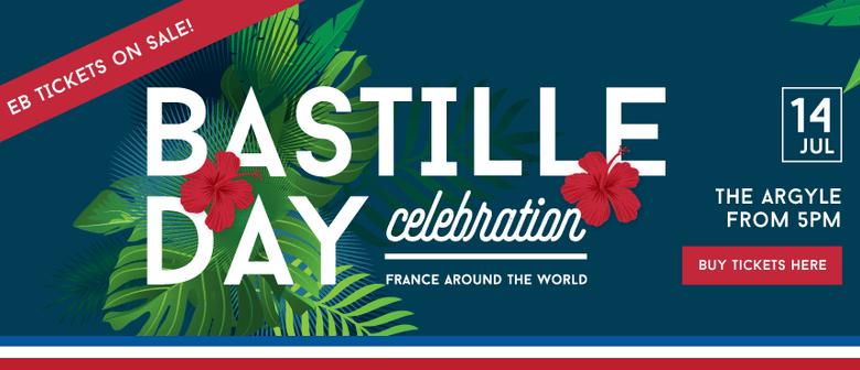 Bastille Day - France Around the World