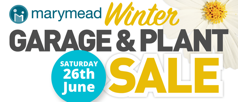 Marymead's Winter Garage and Plant Sale