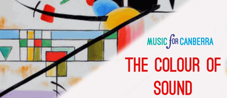 Music for Canberra: The Colour of Sound