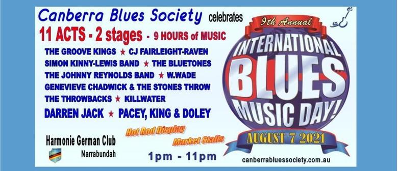 International Blues Music Day 2021