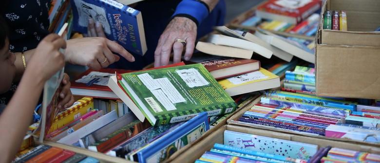 Lifeline Presents Sydney's Biggest Book Fair: CANCELLED