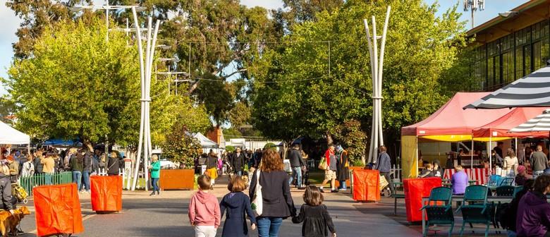 School Holiday Kids' Activities at The Farmers' Market