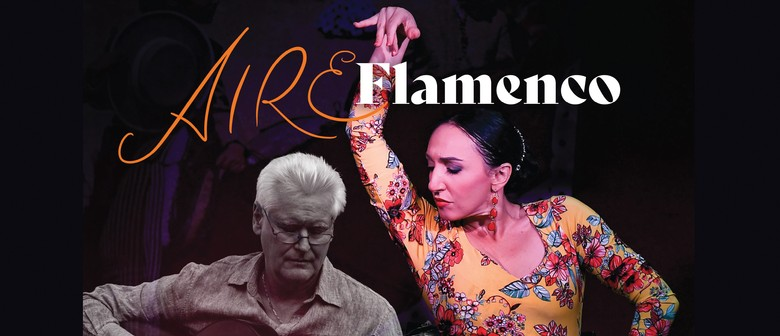 Flamenco in the Underground - AIRE Flamenco Spanish Tablao