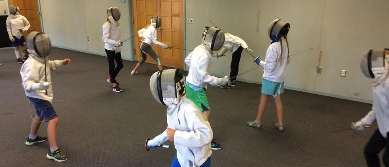 Winter Kids Holiday workshop: Fencing