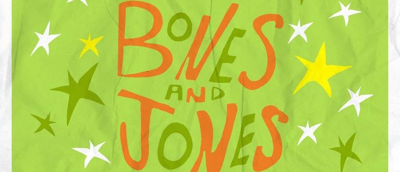 Bones and Jones at Cactus Room w. Ella Sweeney