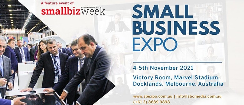 Small Business Expo: a featured event of SmallBiz-Week