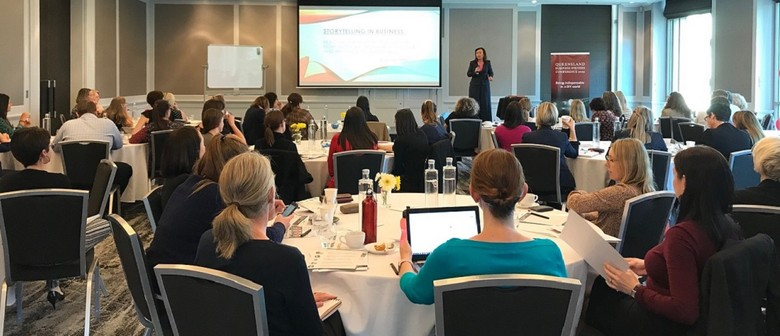 Queensland Business Writers Conference