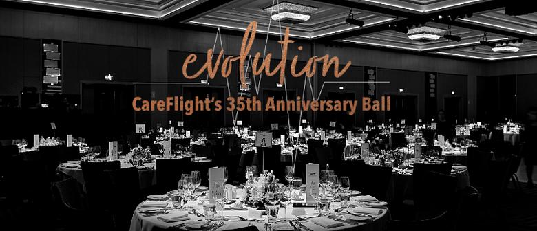 CareFlight's 35th Anniversary Evolution Ball