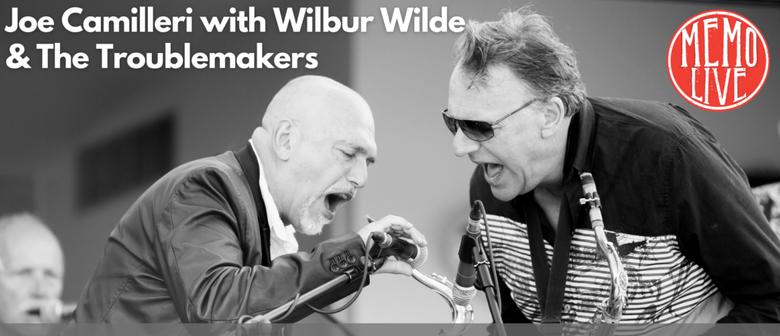 Joe Camilleri and Wilbur Wilde MND Benefit Concert