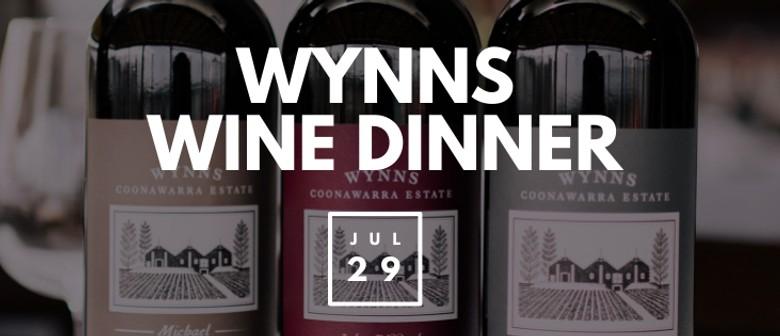 Wynns Wine Dinner: POSTPONED