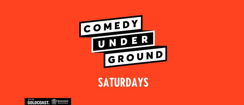 Comedy Underground Saturday Showcase