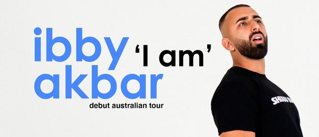 Image for Ibby Akbar - I Am Tour