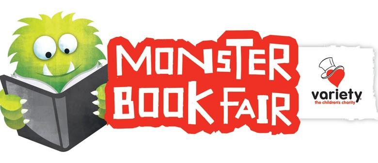 Variety Monster Book Fair 2021