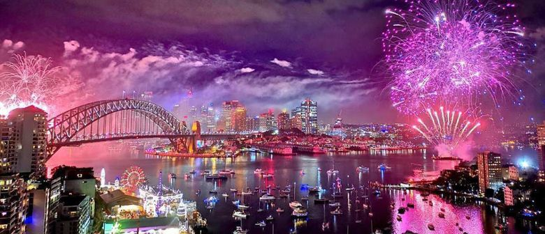 Australia Day Dinner Cruise - M.V. Vagabond Spirit