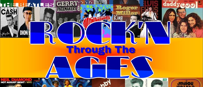 Image for Rockin Through The Ages