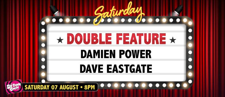 Damien Power & Dave Eastgate