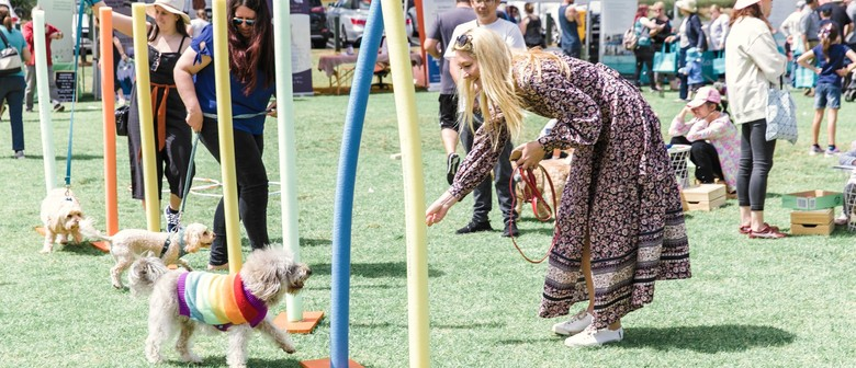Pawsitive Steps - Mind, Doggy and Spirit Festival