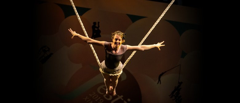 By a Thread - One Fell Swoop Circus