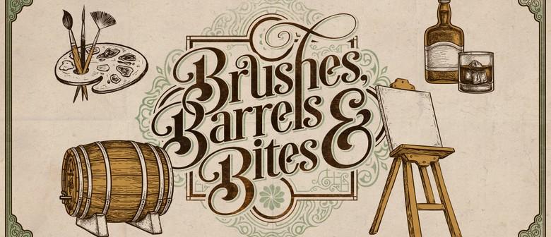 Brushes, Barrels and Bites