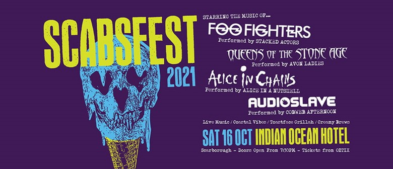 Scabsfest - Scarborough