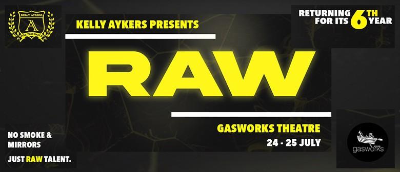 RAW Showcase: CANCELLED