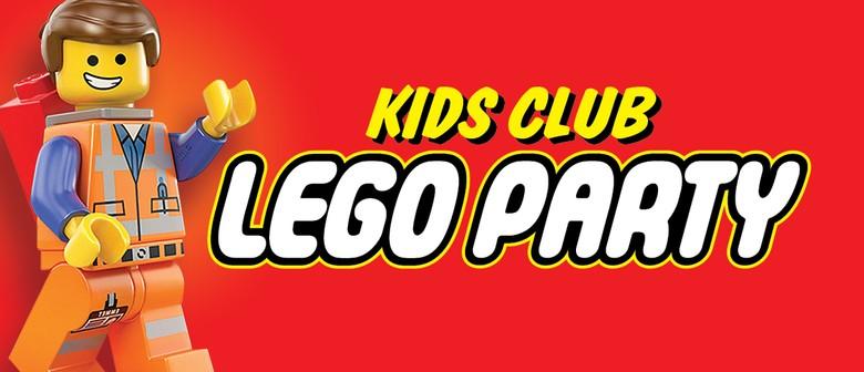 Kid's Club Lego Party