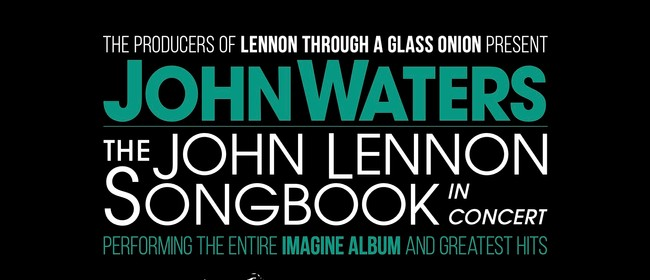 Image for The John Lennon Songbook featuring The Imagine Album
