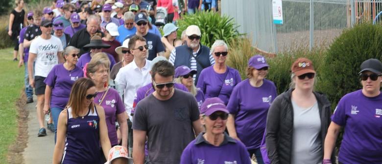 Walk4BrainCancer Tasmania