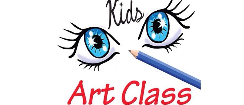 Kids Art Classes - Tweens and Teens