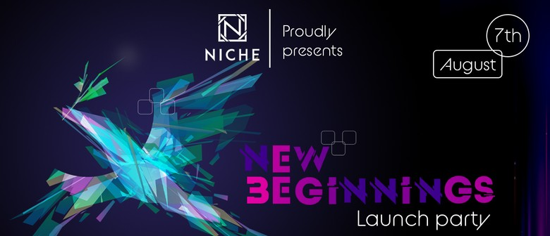 New Beginnings - Launch Party