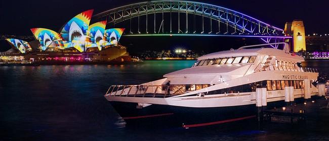 Image for Vivid Sydney 2021 - Celebrate on Board a Luxury Vivid Cruise