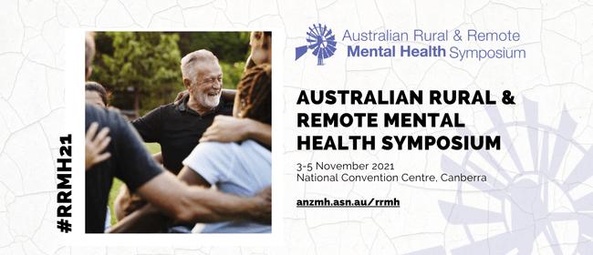 Image for 2021 Rural & Remote Mental Health Symposium