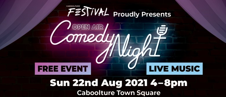 Open Air Comedy Night