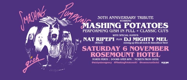 "Smashing Pumpkins ""GISH"" 30th Anniversary Tribute"