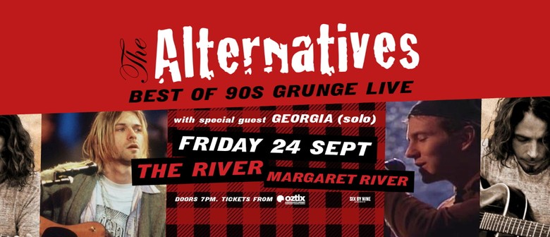 The Alternatives - The Best of 90s Grunge | Margs