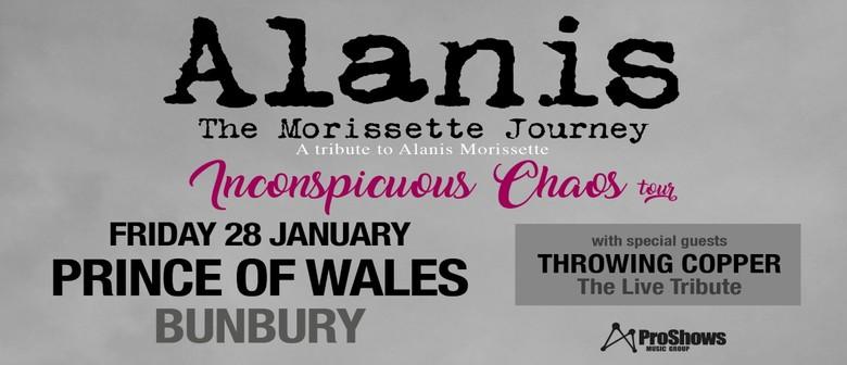 Alanis – The Morissette Journey - Tribute Show