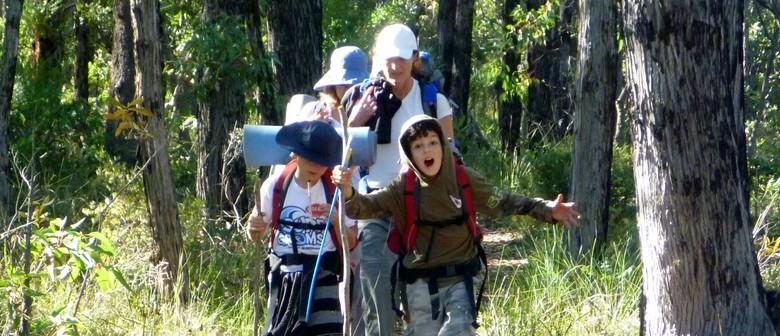 Bibbulmun Track Walking with Mum Weekend