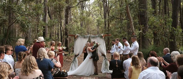 Jarrahfall Bush Camp Wedding Open Day Dwellingup