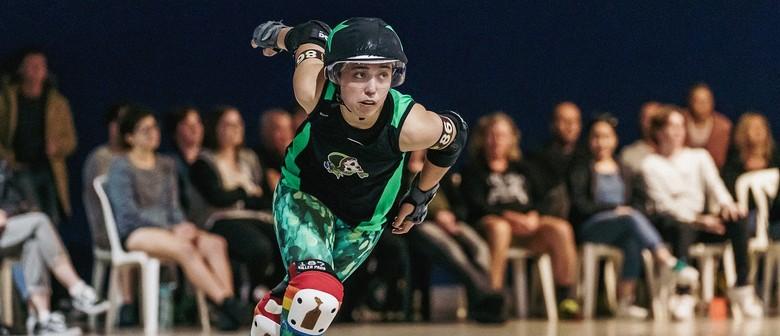 Perth Roller Derby Home Season - Bout 3 Sundaes vs Mayhems