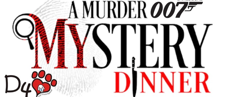 DFL's 007 Murder Mystery Dinner