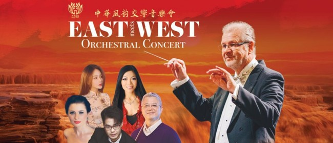 Image for East Meets West Orchestral Concert