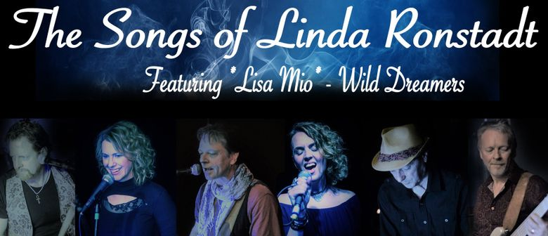 Lisa Mio & Wild Dreamers - Celebrating Linda Ronstadt's 75th