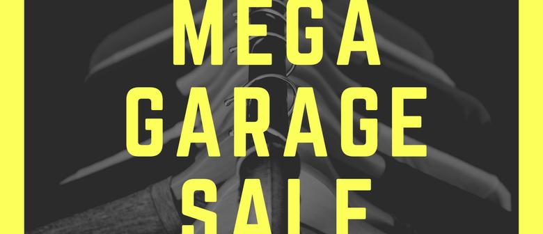 Judbury Mega Garage Sale