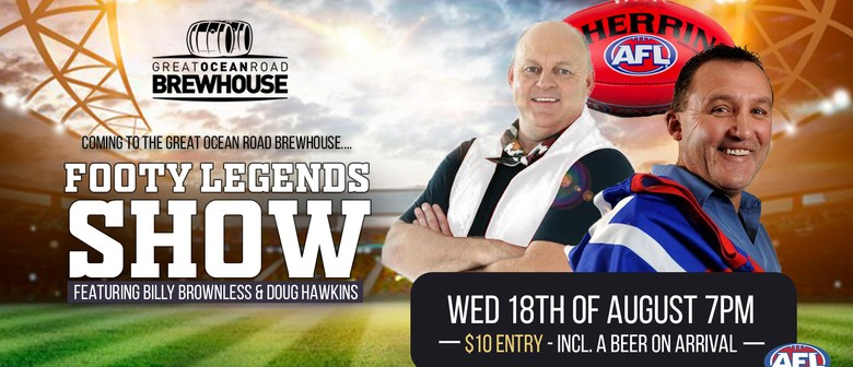 Footy Legends Show