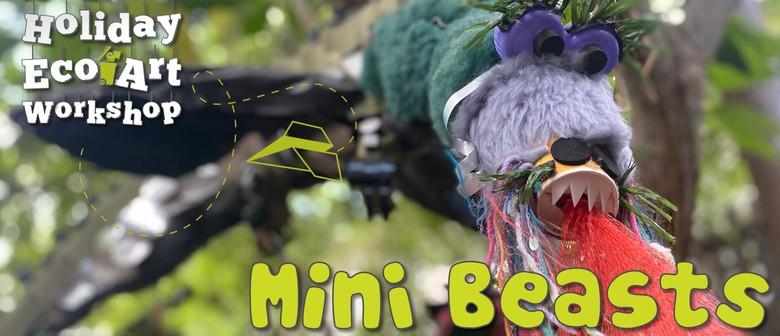 Mini Beasts Eco Art Workshop