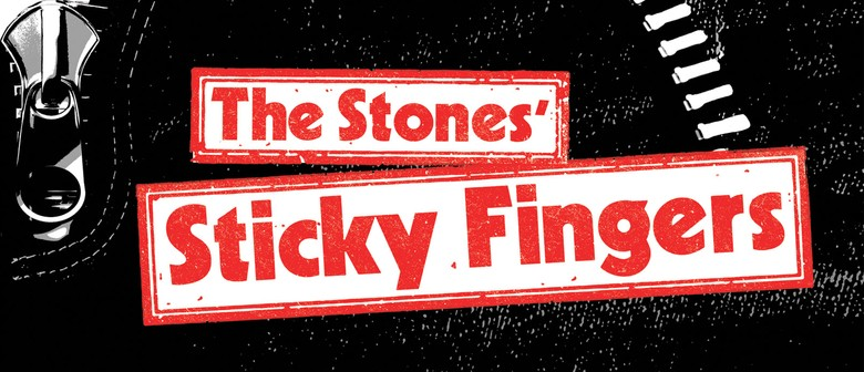 The Stones' Sticky Fingers