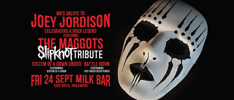 WA's Tribute Salute to Joey Jordison (Slipknot)